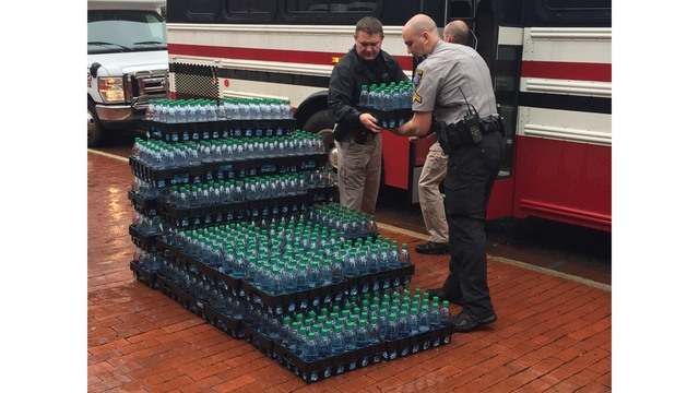Bottled Water, Portable Toilets Coming To USC, Columbia After Flood