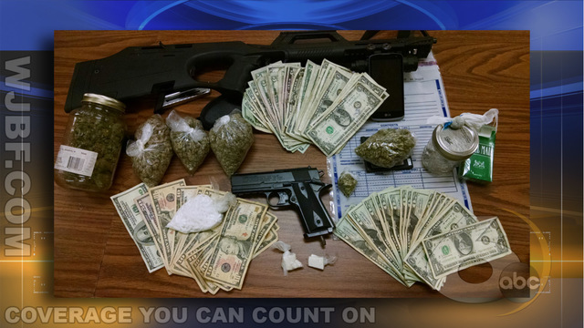 Suspects Detained, Drugs And Property Seized In Sandersville Bust