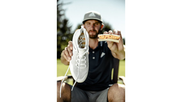 b4463bf9e31cc ... Adidas will sell a limited-edition golf shoe inspired by Augusta  National s famous pimento cheese sandwich. One hundred pairs of the