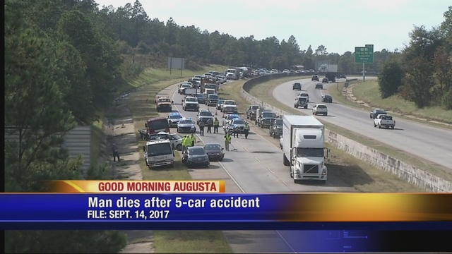 Man dies days after multi-car accident on Bobby Jones Expressway