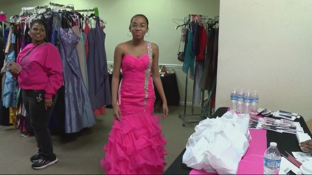 Local organization helps young ladies with limited budgets find ...