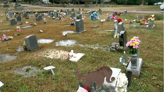 Georgia teen raises money to buy headstones for babies