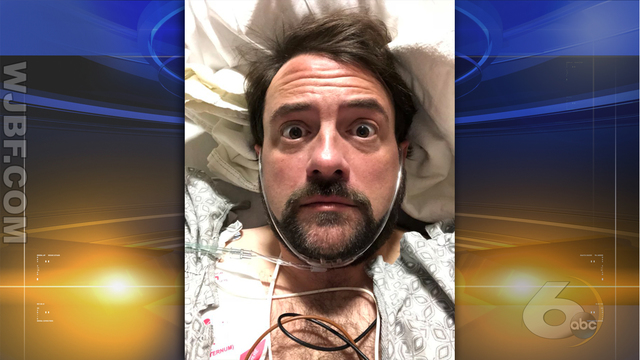 Actor/writer Kevin Smith suffers major heart attack
