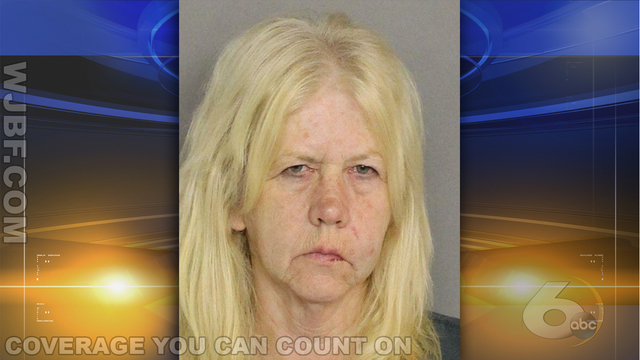 Aiken woman arrested in domestic stabbing incident