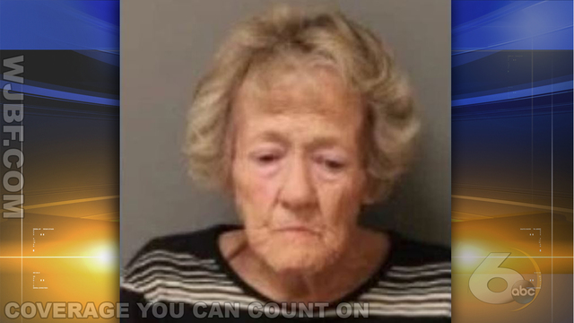 Cops: Grandmother used Doritos bag to try smuggle meth, heroin, to grandson in prison