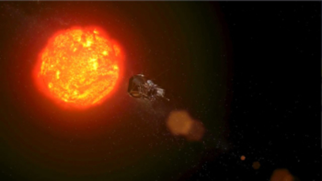 NASA will fly you to the sun–or at least your name