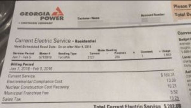 Georgia Power, PSC staff propose passing $1.2 billion in savings on taxes to customers