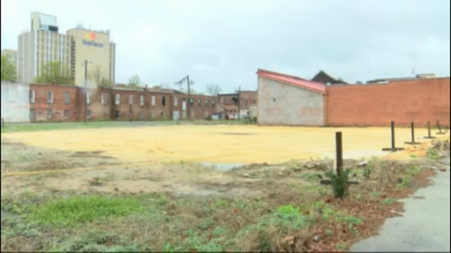 Hotel planned for old jail site in Downtown Augusta put on hold
