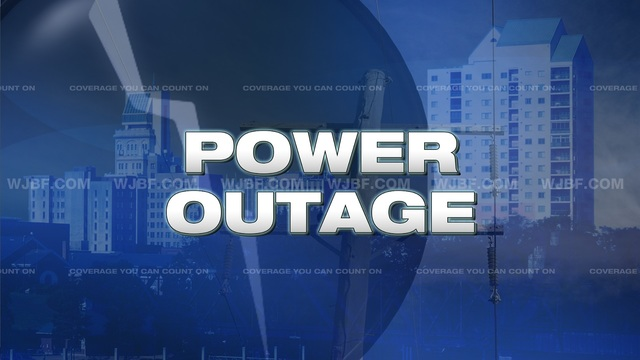 Some residents out of power due to an early morning power outage