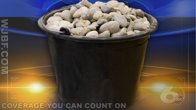 Buckets of rocks are Pennsylvania schools' last defense against shooters