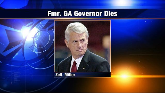 Zell Miller, Former Georgia Governor and Senator, Dies at 86