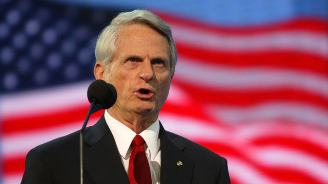 Carter, Clinton, Bush to remember Zell Miller in Atlanta