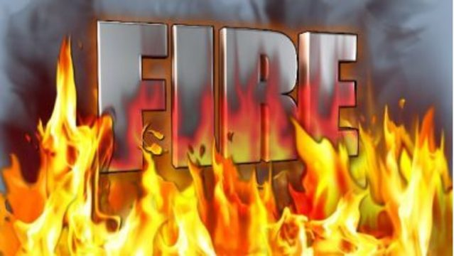 Columbia County Fire Rescue on scene of Georgia Iron Works after kiln catches fire