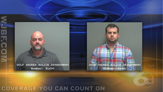 Two Taliaferro County law enforcement officials arrested, charged with marijuana possession