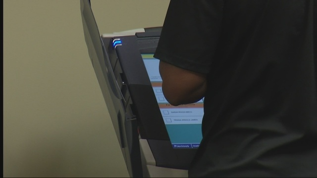 Last day for early voting in GA primary election begins
