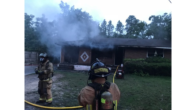 3 dogs die in house fire on Milledgeville Road
