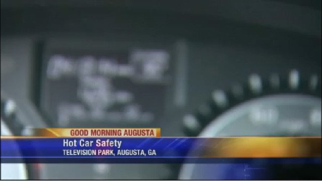 Safe Kids of Augusta launches summer campaign to prevent hot car deaths