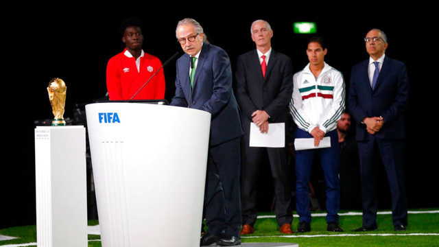 FIFA votes to play 2026 World Cup in North America