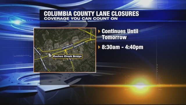 Drivers in Col. Co. can continue to expect roadwork delays