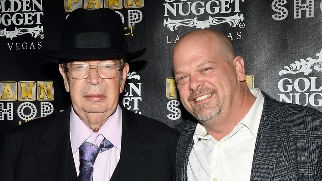 Richard 'The Old Man' Harrison of 'Pawn Stars' dies at 77