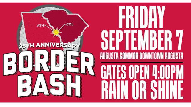 2018 Border Bash to take place at Augusta Commons