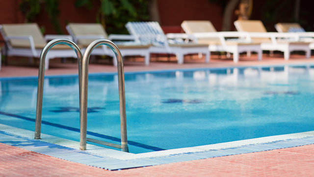 A recent study says, swimming pools and hot tubs are more likely ...