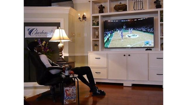 Family honors departed son with NBA video game-themed wake