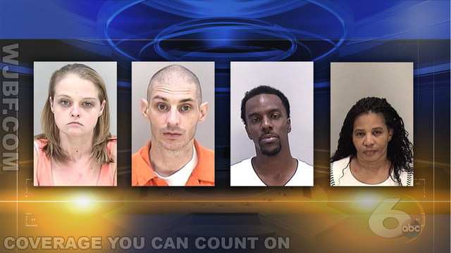 Three arrested, one sought in connection with body found at IGA
