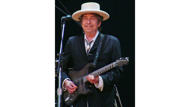 Bob Dylan and his band to perform at the Bell Auditorium