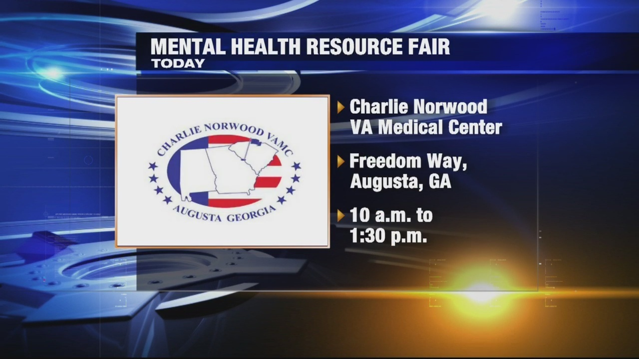 Mental Health Summit To Be Held At The Charlie Norwood Va Medical Center