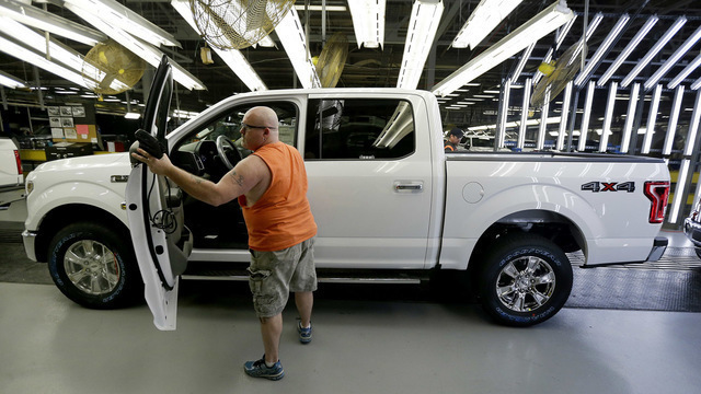 Ford recalls F-150 pickup trucks because seat belts can cause fires
