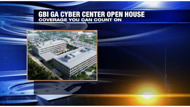 GBI Georgia Cyber Crime Center holds open house