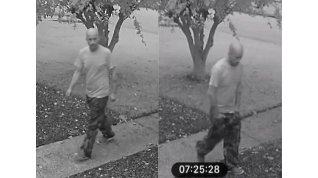 Person sought for questioning in Ravenwood Drive burglary