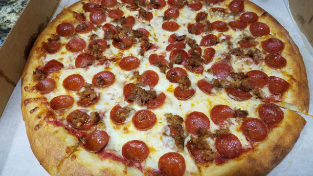 Pizza for breakfast is healthier than cereal, nutritionist claims