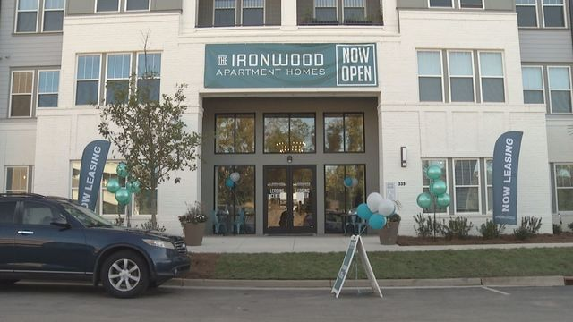 Ironwood Apartment Complex By Srp Park Will House More Than 500 People