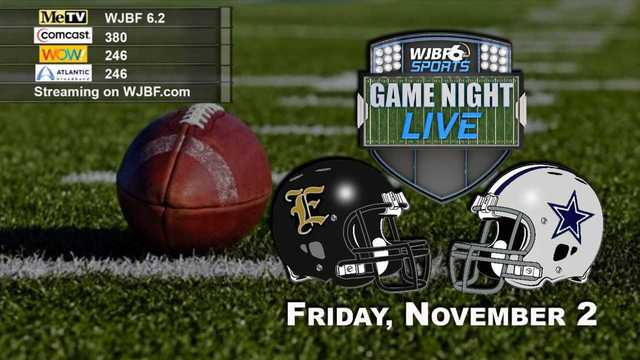 WJBF Game Night Live to feature Evans vs. Grovetown