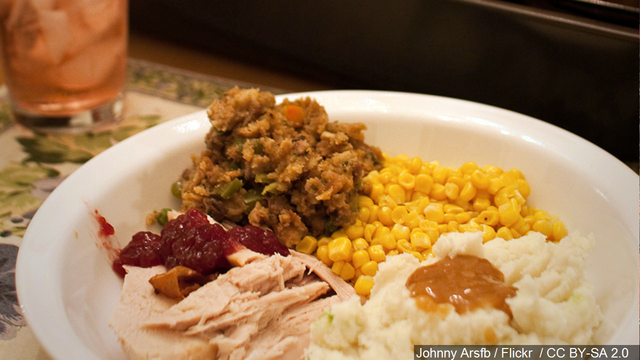 Food you should avoid feeding your pets this Thanksgiving