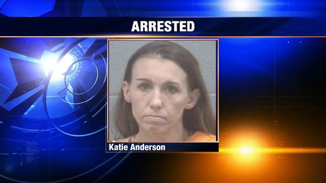 Daughter of Sen. Lee Anderson arrested for battery, shoplifting