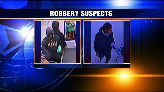 Suspects sought in snatch & grab at Save A Lot