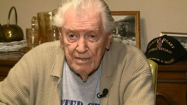 WWII vet wants cards for 96th birthday, daughter turns to Internet for help