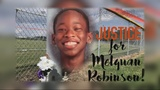"""""""He shouldn't had been the sacrifice."""" Community seeks justice for Melquan Robinson"""