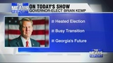 Georgia's 83rd Governor looks ahead to the state's future