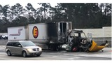 Accident in Richmond County blocks all lanes of traffic on I-20 WB