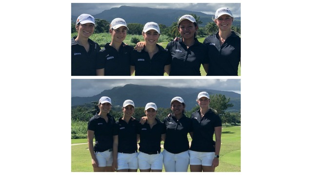 Jags finish 10th at Lady Puerto Rico Classic