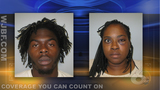 Family feud leads to 2 arrests