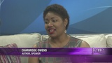 JENNIE:  Charmisse Owens discusses her manual and checklist for college students