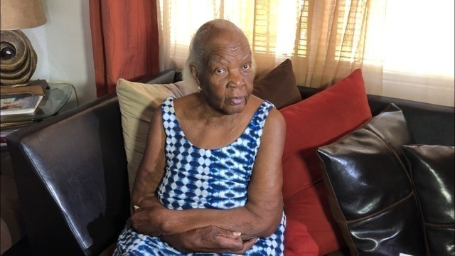 Government withholds 84-year-old woman's social security, claims she owes for college