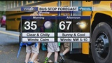 Bus Stop Forecast Monday, March 18, 2019