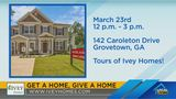 """Ivey Homes tells us about their upcoming """"Get a Home, Give a Home"""" event on March 23rd"""