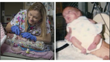 Once-smallest baby born in Texas now works at NICU in same hospital